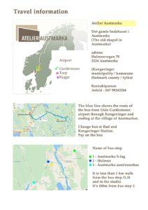AiR Travler info Gardermoen Austmarka