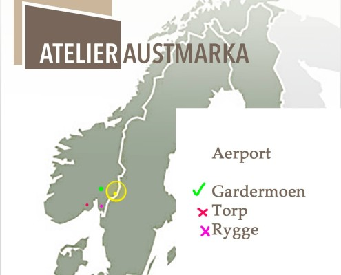Travler info Gardermoen Austmarka, AiR Norway